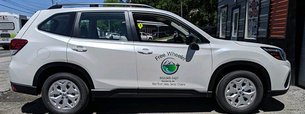 Free Wheelin' – MRV Senior Transportation